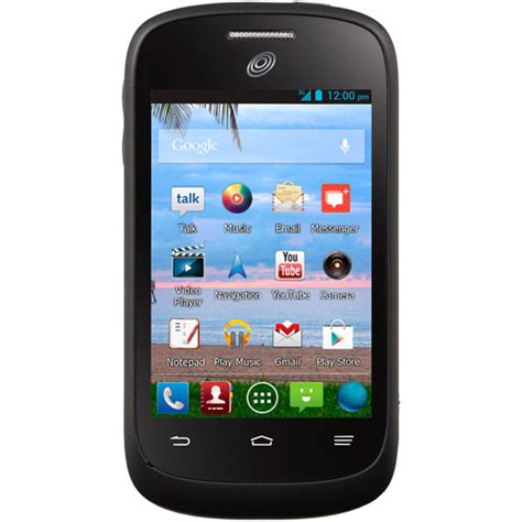 tracfone android tracfone zte valet android cell phone with minutes for walmart
