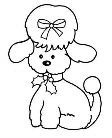 poodle coloring pages poodle coloring pages for coloring home