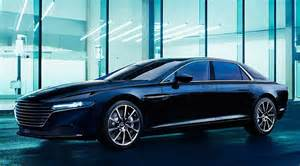 Aston Martin Production Aston Martin Lagonda Saloon 2015 Production Pictures And
