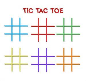 tic tac toe template 7 download free documents in pdf doc