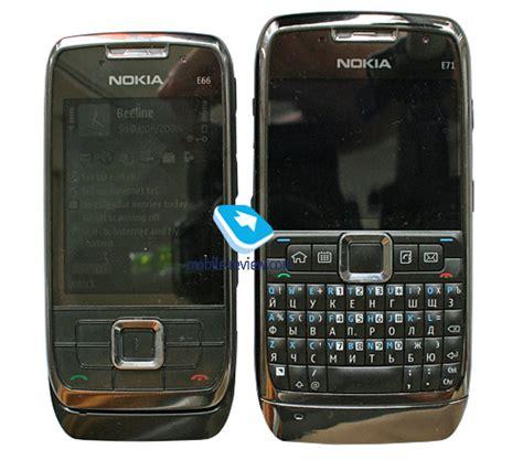Casing Nokia E66 M E nokia e66 mobilnisvet kompletan test aparata