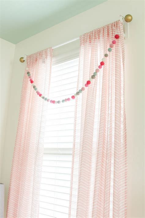 nursery window curtains choosing your nursery window treatments interior design