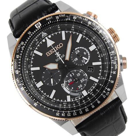 Seiko Prospex Sky Ssc611p1 Solar Chronograph Black Leather 103 best seiko watches images on