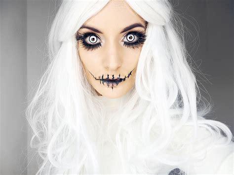 Tutorial Makeup Halloween 2015 | halloween makeup tutorial 2