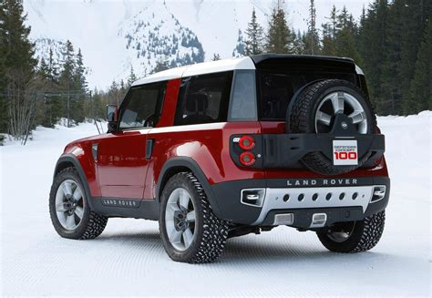 land rover defender concept new land rover defender edges nearer to 2016 debut as