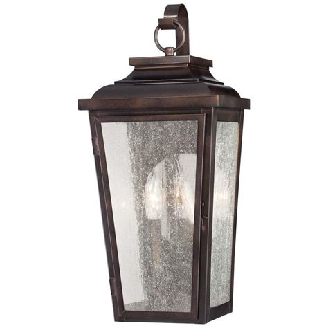 Kitchen Light Fixtures Ceiling - the great outdoors by minka lavery irvington manor 2 light chelsea bronze outdoor pocket lantern