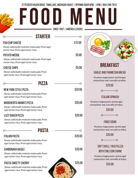 30 wordpress restaurant menu templates want to get famous 20 outstanding restaurant menu templates for food and
