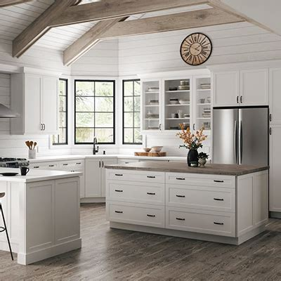 home depot white kitchen cabinets kitchen cabinets color gallery at the home depot