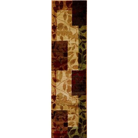 rug runners 2 x 14 home dynamix tribeca multi 2 ft 2 in x 14 ft indoor runner 14ft hd5282 999 the home depot