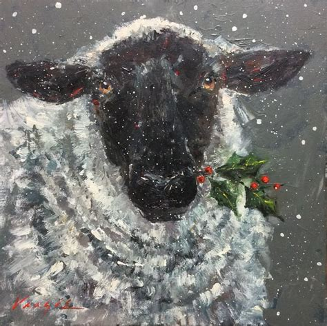 wren  christmas sheep prints availed  mmveaziecom christmas animal art   sheep
