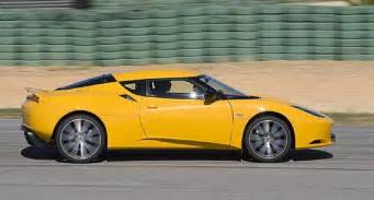 Lotus Evora Road Test Lotus Evora S Road Test By Simister Classic