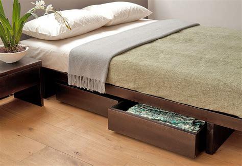 cool platform bed designs