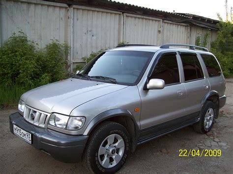 2003 Kia For Sale Used 2003 Kia Sportage Photos 2000cc Gasoline Manual