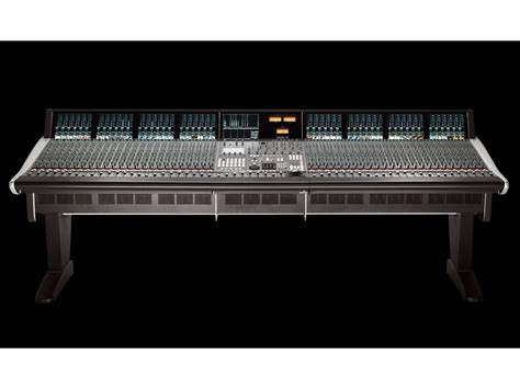 mix console ssl duality se mixing console