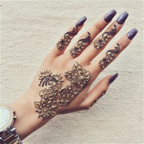 permanent henna tattoo tumblr tattoos 18 interesting facts that i bet you didn t