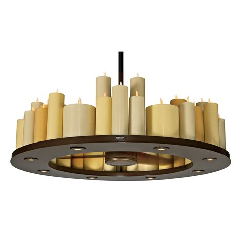 ceiling candle lights casablanca fans c16g73l candelier ii transitional candle