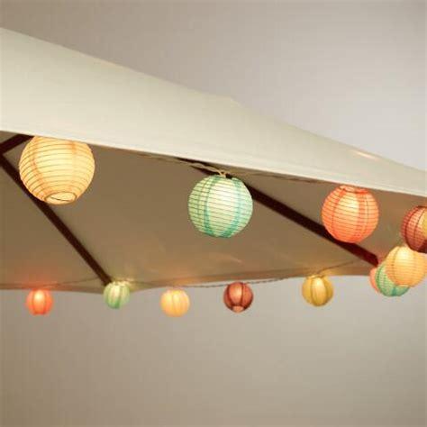 paper string lights multicolored paper string lights world market
