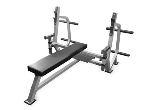 bench with spotter valor bf 49 olympic bench with spotter stand