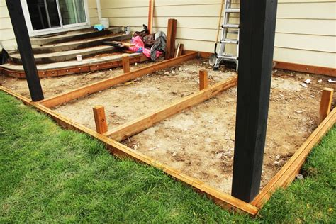 How To Build A Deck by How To Build A Redwood Deck A Step By Step Guide From