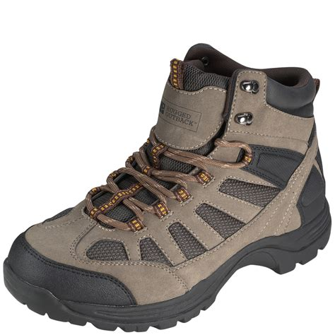 big 5 boots rugged outback ridge s mid hiking shoe payless