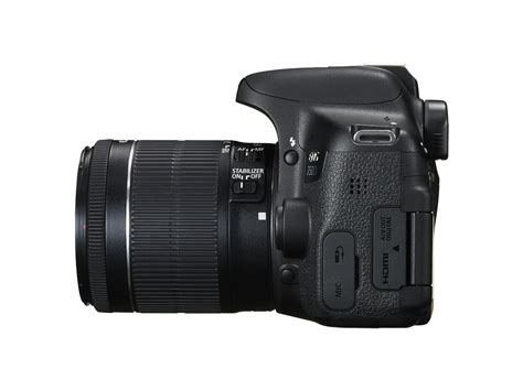 750d Canon canon eos 750d slr digitalkamera mit 18 55mm is stm