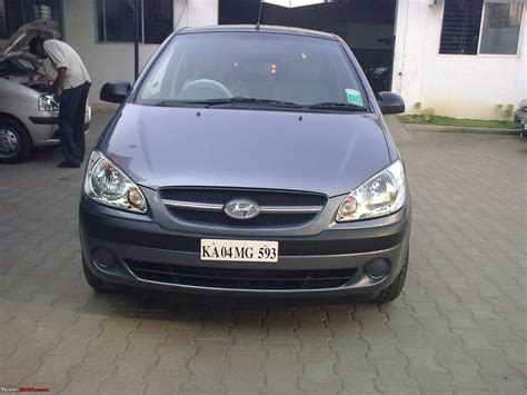 My Hyundai by My Hyundai Getz Crdi Grey Metallic Update 50 000