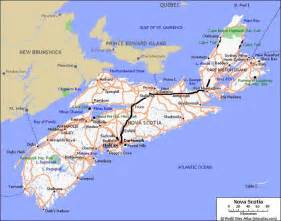 cape breton canada map our location the garden south park inn 1263 south park