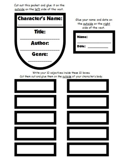 Book Report Project Ideas 4th Grade 1000 Images About Book Report Ideas On Pinterest Reports Project Book Template