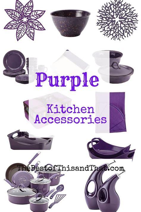 Purple Kitchen Items by The 25 Best Purple Kitchen Decor Ideas On