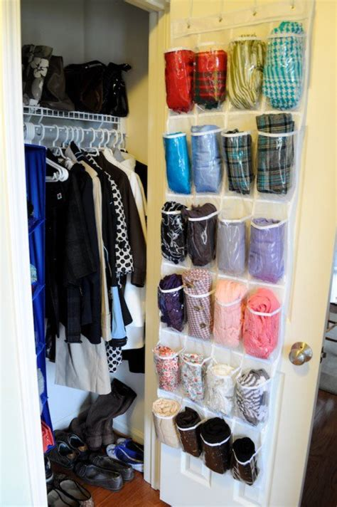 Scarves Closet by 26 Magnificent Storage Ideas You Need To Pretty Designs