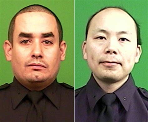 Officers Killed by Assassinated Shock After Two Nypd Officers Gunned