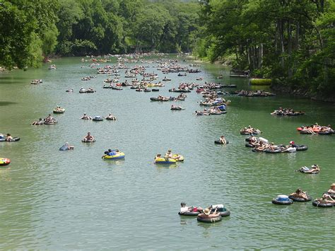 Floating The Guadalupe River Cabins by River Cabins Comal County Moo Cow Cabins On The