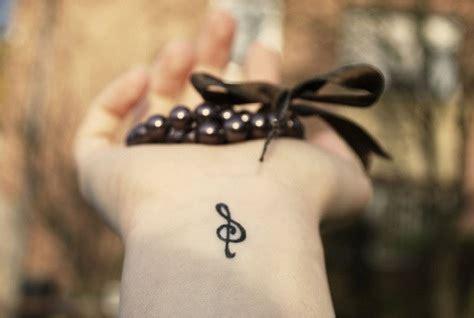 musica da significato tatuaggi musica chiave di violino imagui