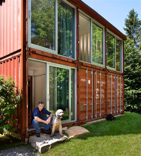 Small House Movement Floor Plans by Cargo Containers Transformed Into 3 Beautiful Houses