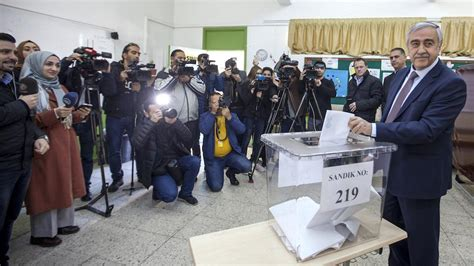 could the northern cyprus election unify the island