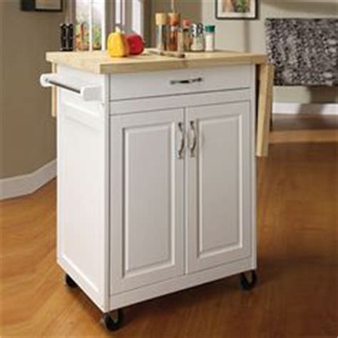 big lots kitchen islands white kitchen cart with black granite insert at big lots really for the price of 299 99