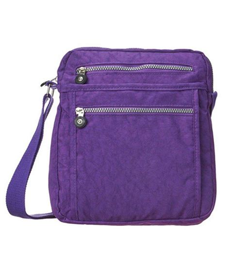 Purple Sling Bag buy scoopstreet purple sling bag at best prices in india