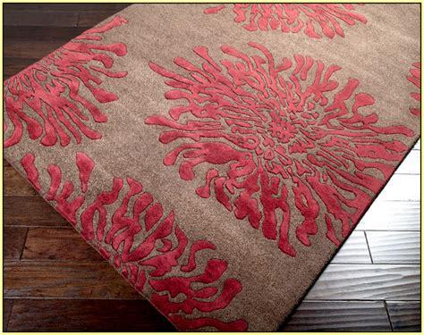Pink Sofa Pillows Coral Area Rug 5 215 7 Home Design Ideas