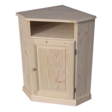 meuble rangement d angle meuble d angle en bois brut achat vente petit meuble rangement meuble d angle en bois brut