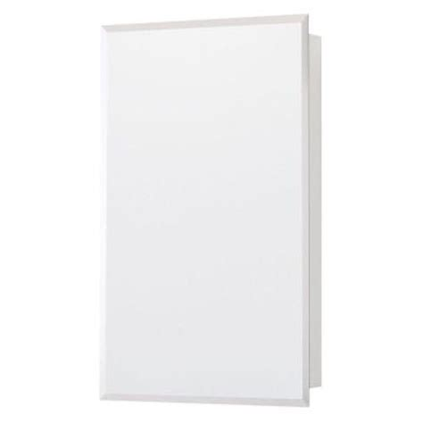 glacier bay 16 in x 26 in recessed or surface mount