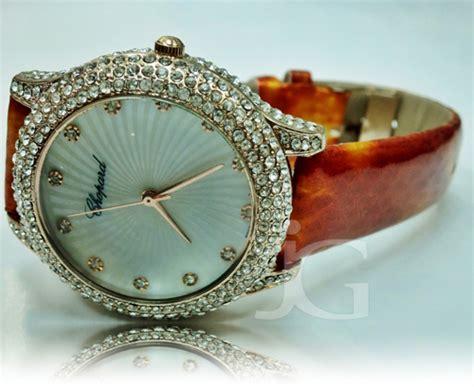 Jam Tangan Chopard 1376 6 chopard bezel leather rp 210 000