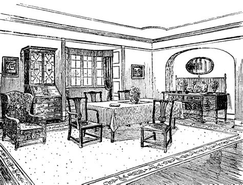 Clipart Dining Room by Byron Dining Room Clipart Etc
