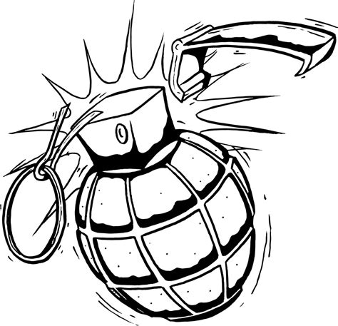 line drawing tattoos pin pulled grenade 171 line drawing 171 other 171 pictures