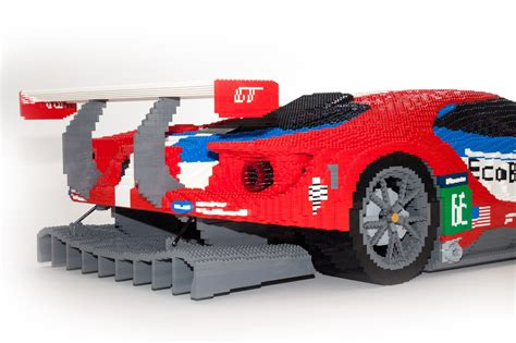 lego ford lego made ford gt racer ready for le mans w