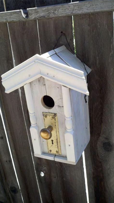 shabby chic birdhouse bird houses pinterest