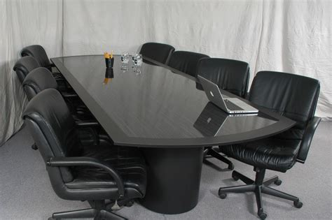 Used Conference Room Chairs by Modern Black Faux Leather Conference Chair With High
