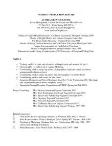 sle operating agreement template fashion designer resume sle resumes fashion designer