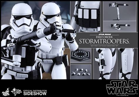 Ht Wars Stormtrooper Order Squad Leader Toys R Us Exclusive wars order stormtroopers sixth scale figure set b sideshow collectibles
