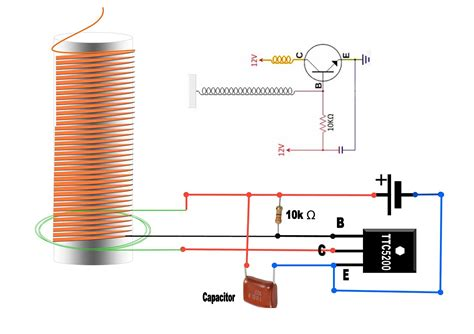 tesla coil circuit diagram all image about wiring get