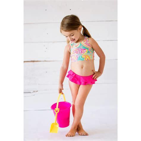 Bathing Set summer paisley swimsuit set